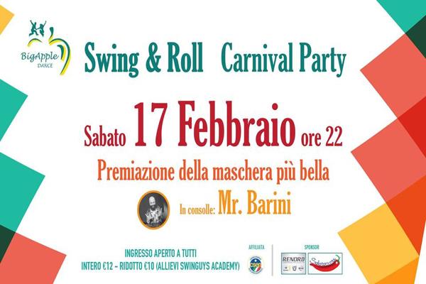 Carnevale Swing & Roll